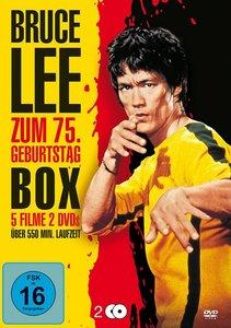 Bruce Lee Box zum 75. Geburtstag