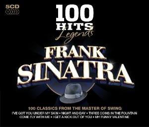 100 Hits Legends Frank Sinatra