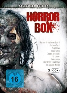 Horror Box (9 Filme)