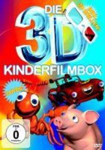 Die 3d-Kinderfilmbox