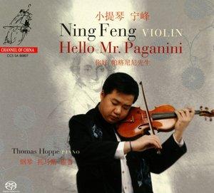 Hello Mr.Paganini