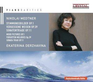 Nikolai Medtner-Stimmungsbilder op.1