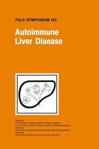 Autoimmune Liver Disease