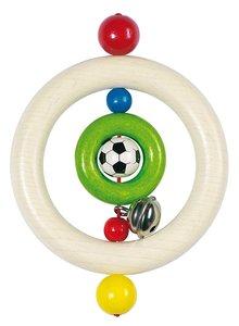 Goki 63640 - Greifling Fußball, Holz
