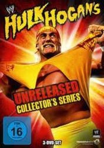 Hulk Hogan unreleased Collector's Series