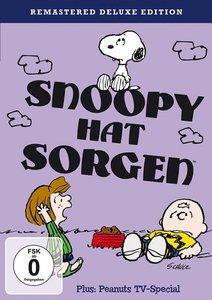 Die Peanuts: Snoopy hat Sorgen