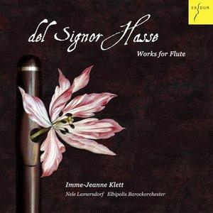 Del Signor Hasse-Werke Für Flöte