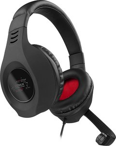 CONIUX Stereo Gaming Headset, black