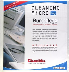 RONOL Büropflegetuch, Mikrofaser