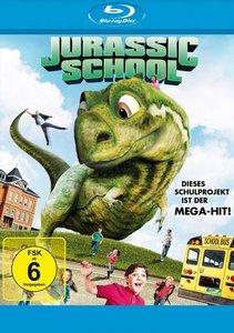 Jurassic School (Blu-ray)