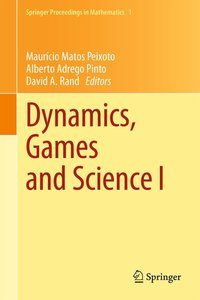 Dynamics, Games and Science, in honour of Maricio Peixoto and Da