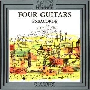 Werke Für 4 Gitarren