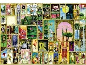 Colin Thompson, Einsichten, 1.000 Teile