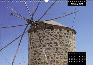 Impressions of Greece (Wall Calendar 2015 DIN A3 Landscape)