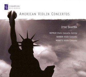 Amerikanische Violinkonzerte