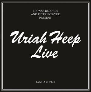 Live (180g,Gatefold-Cover)