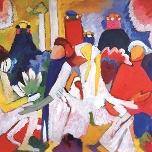 Wassily Kandinsky - Figuratives 2017
