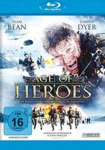 Age of Heroes-Blu-ray Disc