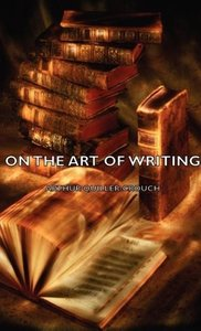 On the Art of Writing