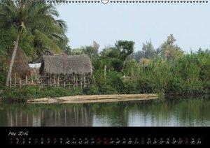 Fesselndes Vietnam (Wandkalender 2016 DIN A2 quer)