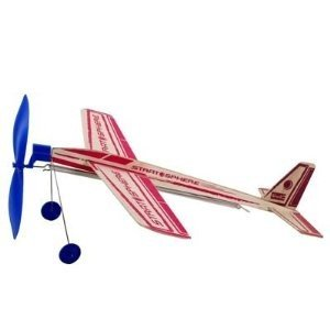 Revell 24309 - Stratosphere, Balsaholz Flieger mit Gummimotor