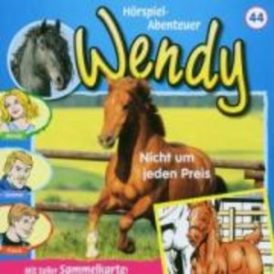 Wendy 44. Nicht um jeden Preis. CD