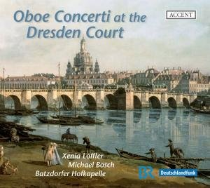 Oboe Concerti At The Dresden Court-Instr