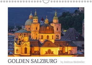 Golden Salzburg - photographed by Andreas Riedmiller (UK-Version