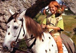 Ravensburger 08887 - Pippi Langstrumpf, Puzzle, 2x24 Teile