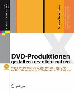 DVD-Produktionen gestalten, erstellen und nutzen