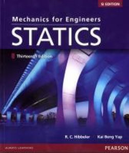 Mechanics for Engineers Statics SI Edition, Plus MasteringEngine