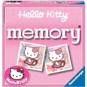 Ravensburger 21982 - Hello Kitty: memory