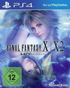 Final Fantasy X/X-2 - HD Remaster