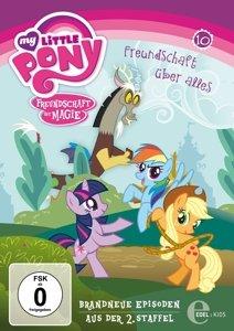(10)DVD z.TV-Serie-Freundschaft Über Alles