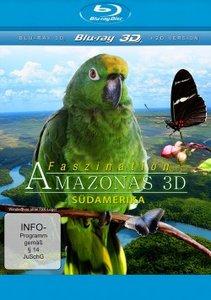 Faszination Amazonas 3D - Südamerika