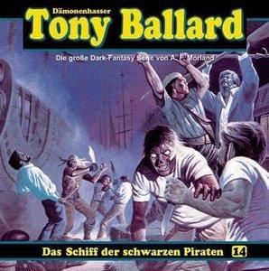 Tony Ballard 14-Das Schiff Der Schwarzen Piraten