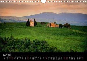 Tuscany (Wall Calendar 2015 DIN A4 Landscape)