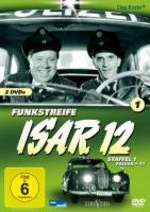 Funkstreife ISAR 12-Staffel 1 (DVD)