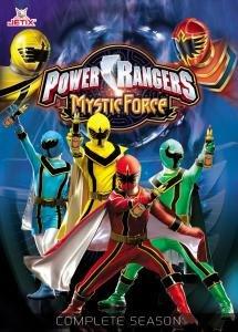 Mystic Force Box (Komplette Staffel)