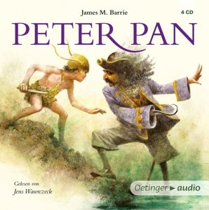 Peter Pan (4 CD)