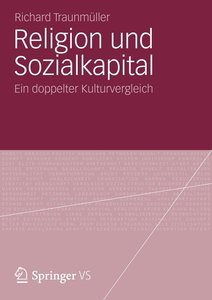 Religion und Sozialkapital