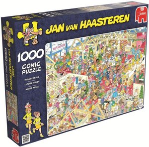 Jumbo 17453 - Jan van Haasteren - Winter Messe - 1000 Teile