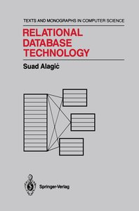 Relational Database Technology