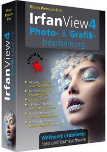 IrfanView 4 - Photo- & Grafikbearbeitung