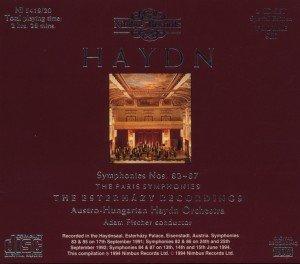 Haydn Sinfonien 82-87