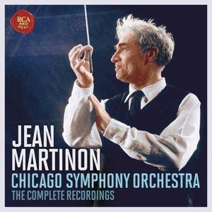 Jean Martinon - The Complete CSO Recordings
