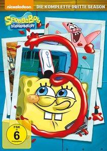 SpongeBob Schwammkopf - Die komplette Season 3