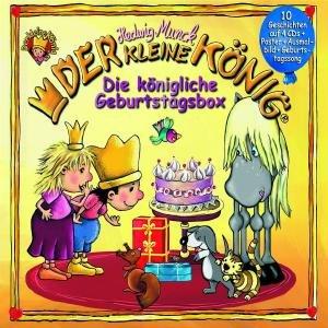 DIE KÖNIGLICHE GEBURTSTAGSBOX (4CD HÖRSPIELBOX)