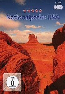 Nationalparks USA (3DVD)