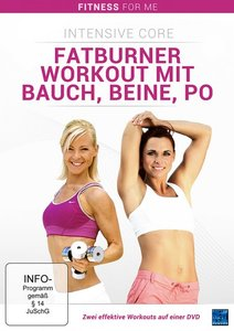Fitness for Me - Intensive Core - Fatburner Workout mit Bauch, B